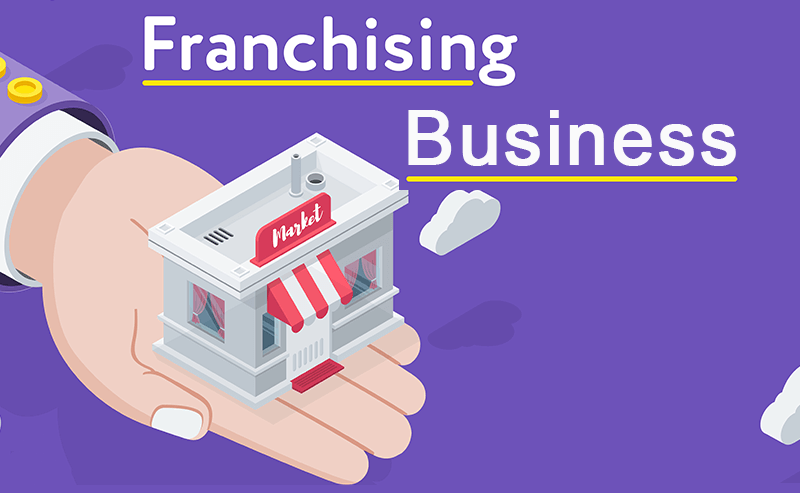Franchise meaning in Hindi