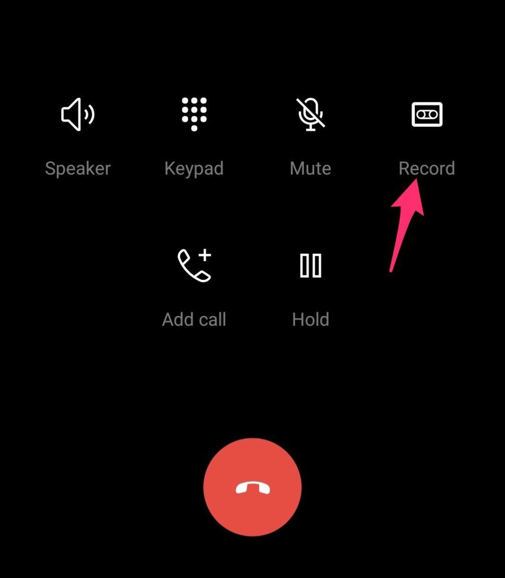 Phone mei call recording kaise karen?