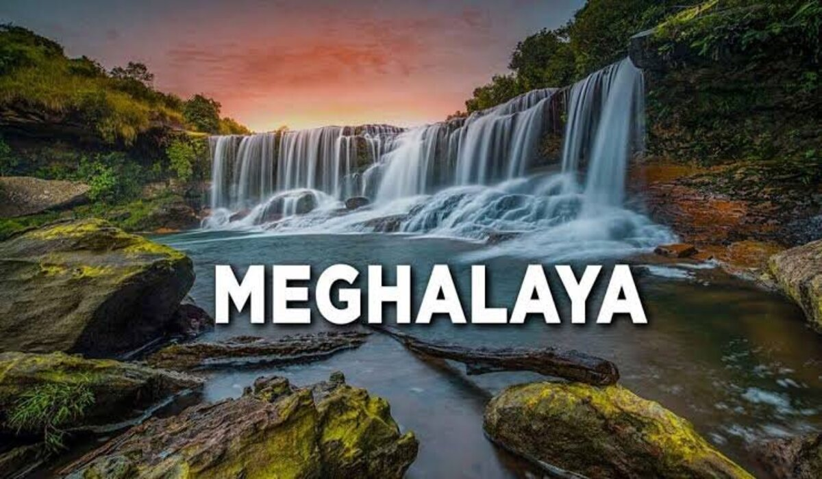 LET'S KNOW ABOUT MEGHALAYA (मेघालय) IN HINDI
