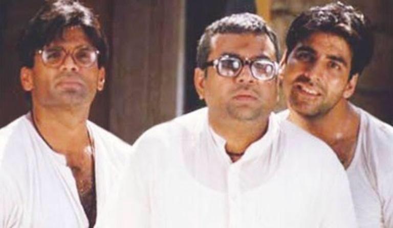 'हेरा फेरी' को हुए 21 साल, अक्षय कुमार और सुनील शेट्टी ने उन दिनों को किया याद, शेयर की तस्वीर