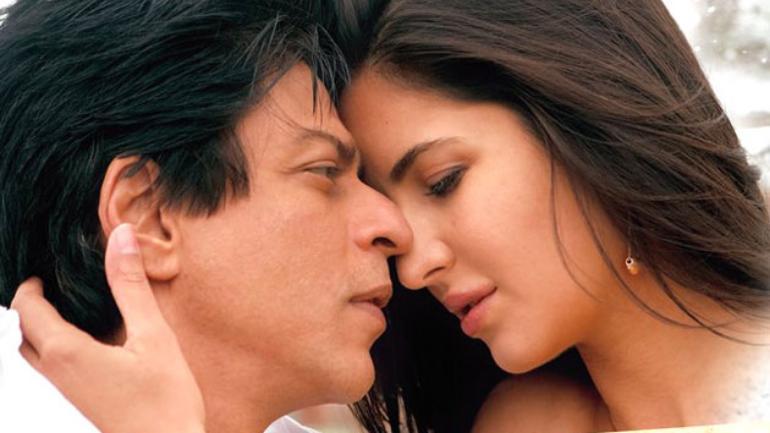 कटरीना कैफ के लिए शाहरुख ने तोड़ी थी 'नो किस' पॉलिसी, एक नहीं दो बार किया था किस